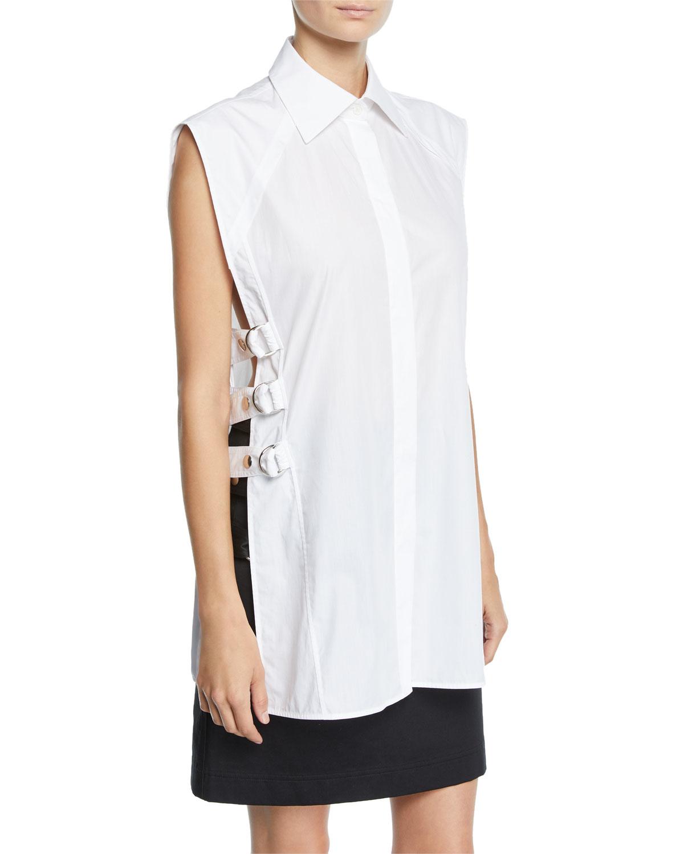 blouse lang