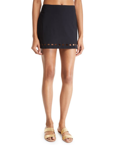 Do You Think I'm Sexy Coverup Skirt