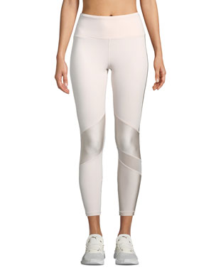 115b70be32c Alala Love High-Waist Paneled Performance Tights