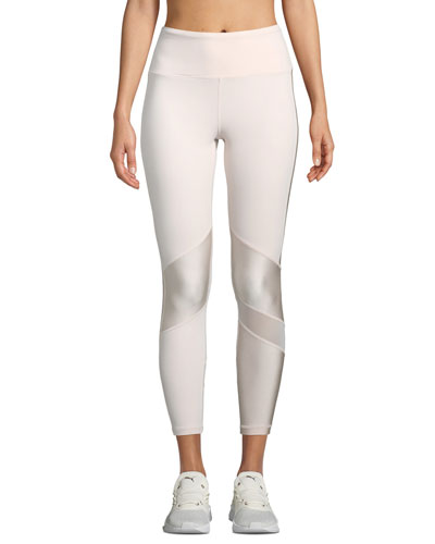Love High-Waist Paneled Performance Tights