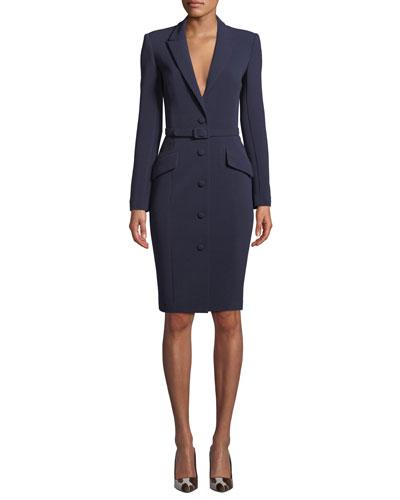 Bodycon Jacket Dress