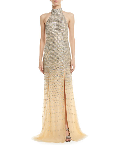 Jovani Dresses Gowns At Neiman Marcus
