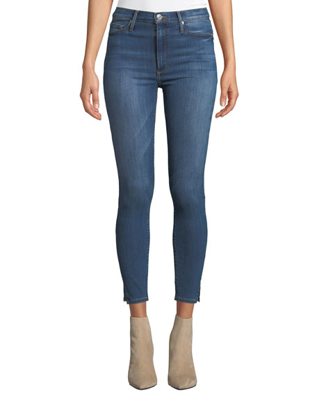 Black Orchid Kate Super High-Rise Skinny Ankle Jeans