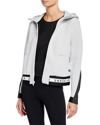 Move Hooded Mesh Performance Jacket
