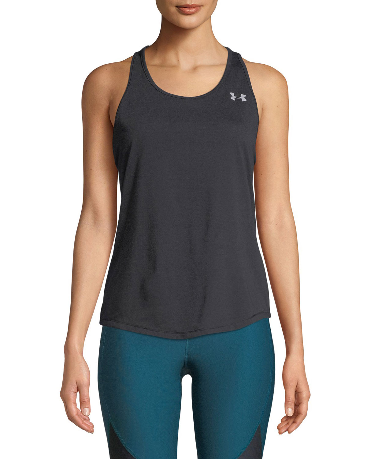 a0db619421bc08 Under Armour Swyft Racerback Performance Tank Top