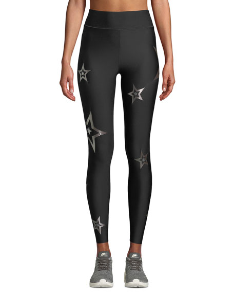 Ultracor ULTRA-HIGH POP STAR PRINTED LEGGINGS