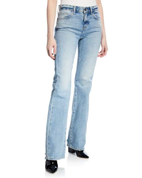 Current Elliott THE JARVIS FLARED JEANS