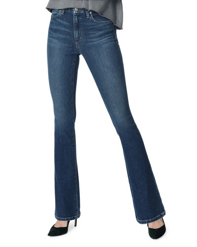 The High-Rise Honey Boot-Cut Jeans