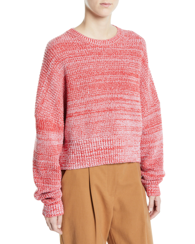 A.L.C. Webster Cashmere Cotton Sweater  befc3e91178fe