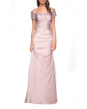 583bd683e5dc Evening Gowns by Occasion at Neiman Marcus