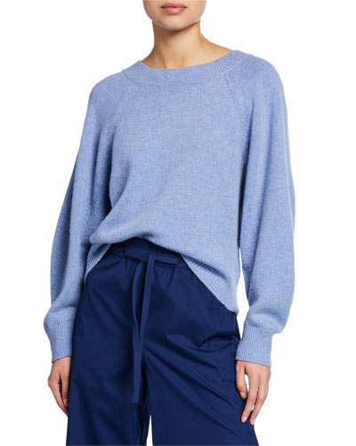 Wool/Cashmere Dolman Sweater