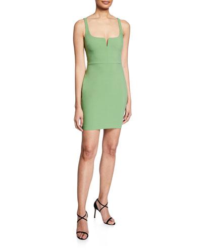 Constance Sleeveless Mini Dress