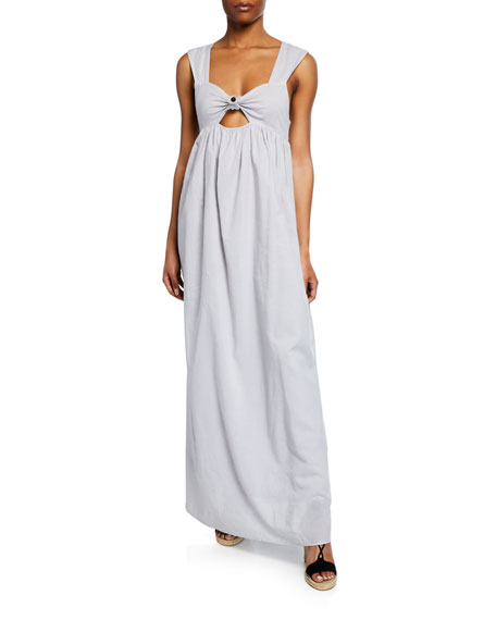 Marysia EAST HAMPTON COVERUP BABYDOLL DRESS