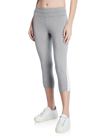 Pure & Co Namaste Cropped Leggings