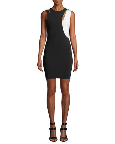 Karla Cutout Sleeveless Dress