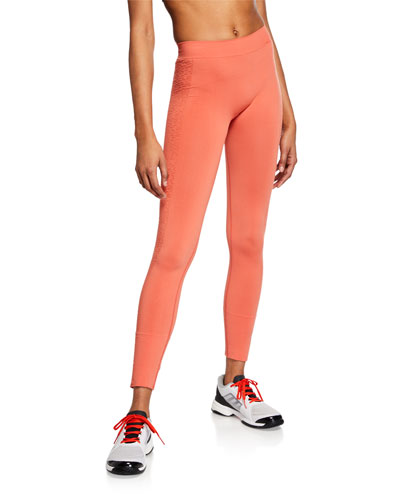 Seamless High-Rise Running Tights
