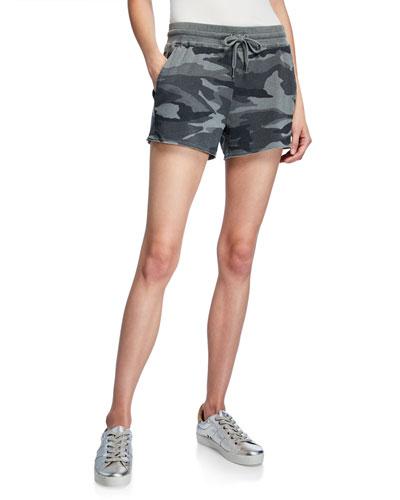 Essential Active Camo Relay Shorts