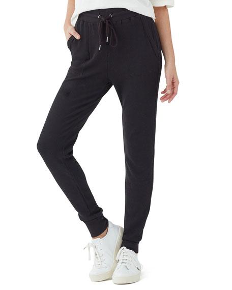 Splendid Pants THERMAL WEEKEND JOGGER PANTS