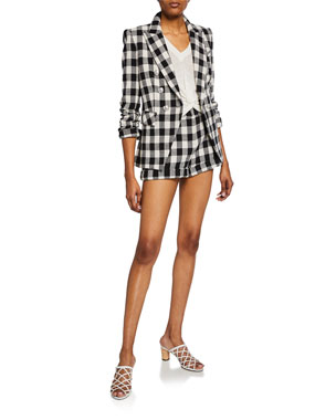 665c0b8a8df Plus Size Designer Jackets   Coats at Neiman Marcus