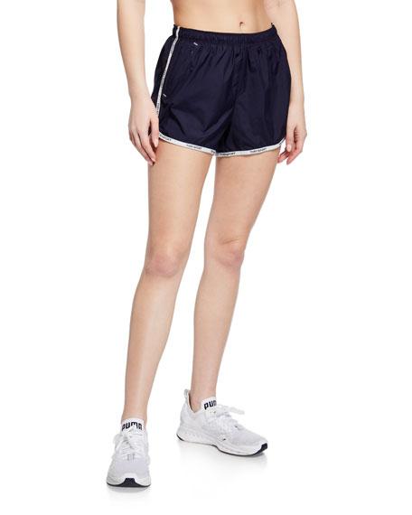 Tory Sport Shorts BANNER LOGO TRACK SHORTS