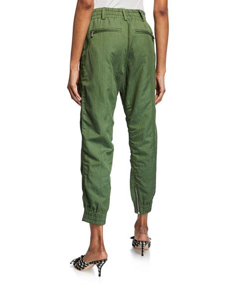 Derek Lam 10 Crosby Utility Jogging Pants