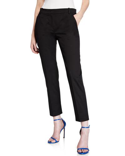 Bello Luxury Straight-Leg Pants
