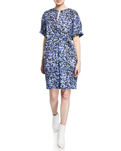 Diri Floral Mini Dress