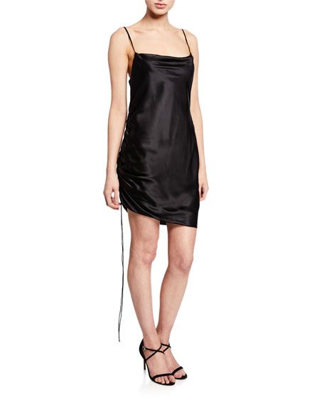 Cinq À Sept Dresses Astrid Satin Cocktail Dress