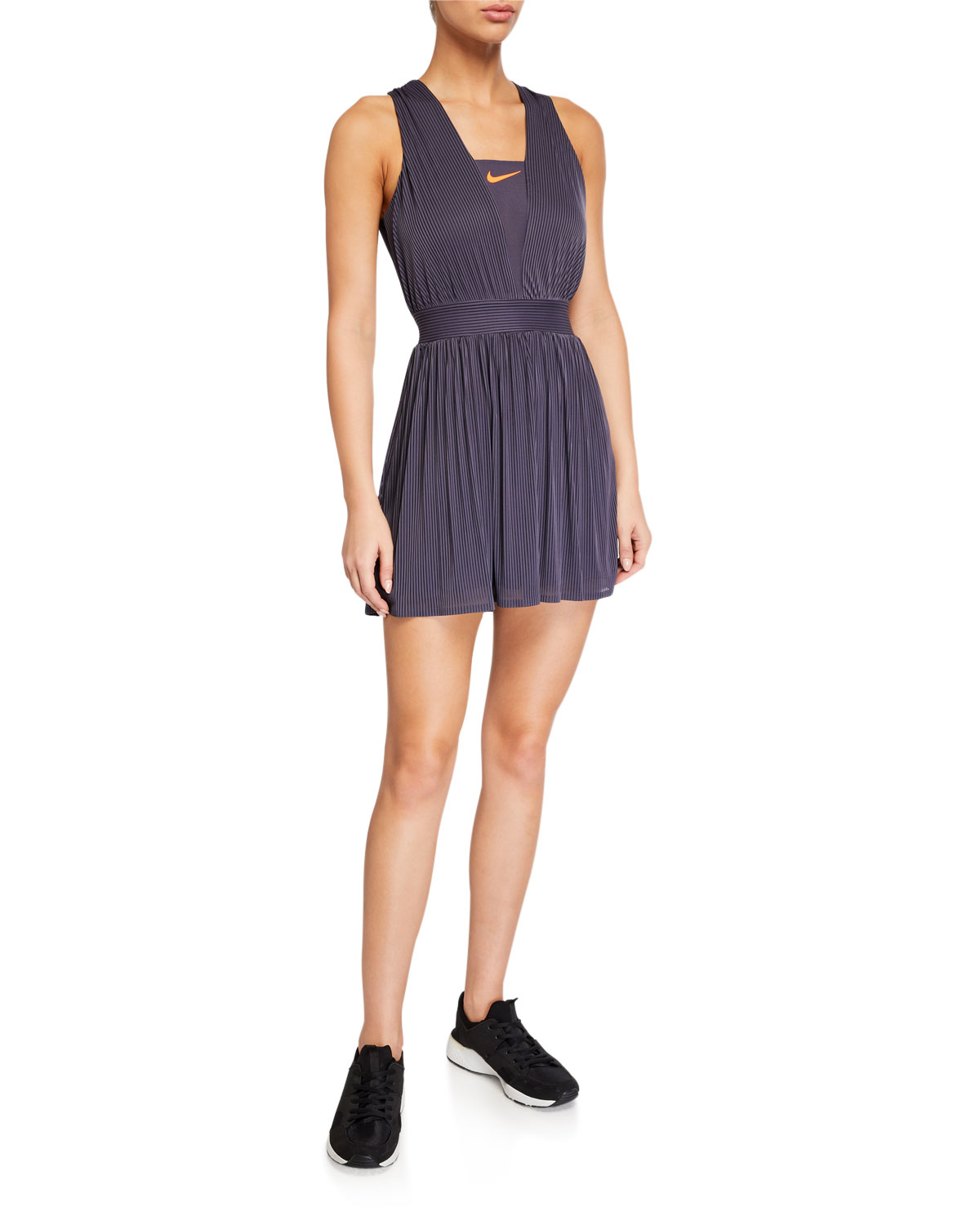 X Maria Sharapova Nikecourt Dri Fit Tennis Dress
