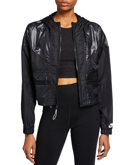 Nike Windrunner Hooded Cargo Jacket