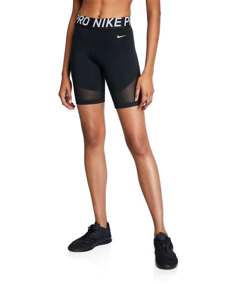 Nike Pro Logo Biker Shorts