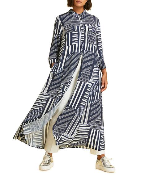 Marina Rinaldi  PLUS SIZE DARE LONG DRESS