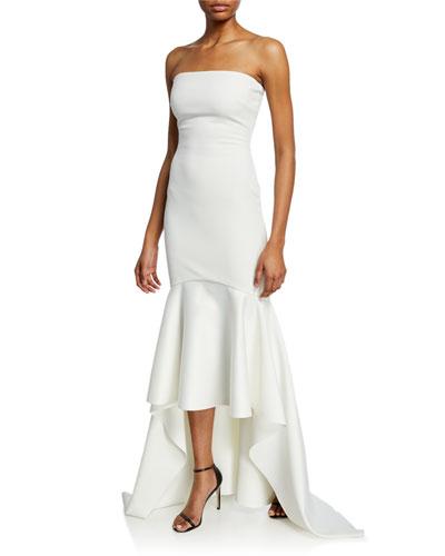 Kerama Strapless Cocktail Dress