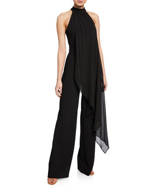 6c90ba33ceb7 Contemporary Jumpsuits   Rompers at Neiman Marcus