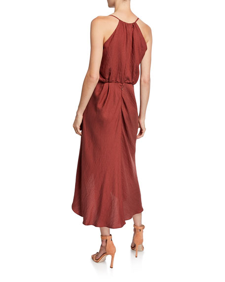 Joie Tanika Sleeveless Wrap Dress