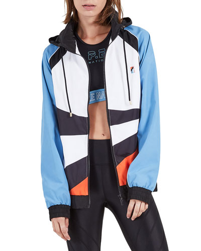 Sky Shot Colorblock Jacket