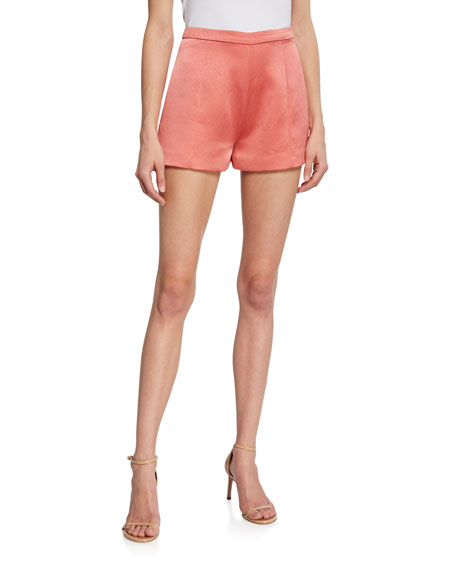 Alexis Shorts CHANCE SATIN SHORTS