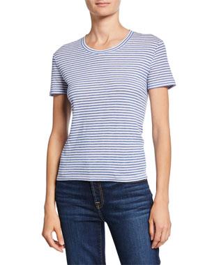 ab5f44cd65 MICHAEL Michael Kors Short-Sleeve Striped Baby T-Shirt
