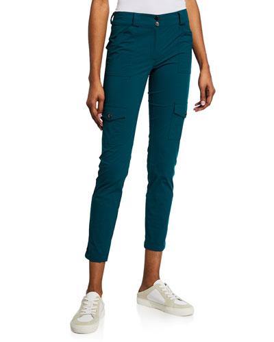 Summer Kate Honiera Skinny Cargo Pants