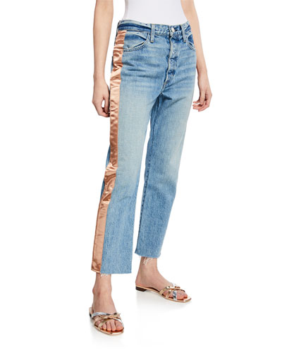 Ribbon Loverboy Jeans