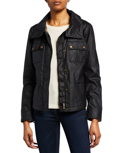 Guildford 2.0 Waxed Cotton Jacket