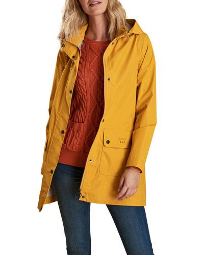 Inclement Waterproof Detachable-Hood Jacket