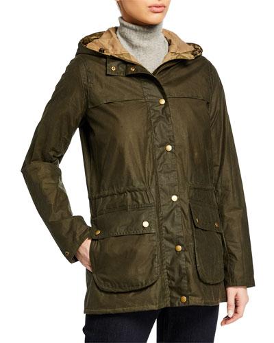 Durham Lightweight Waxed Jacket