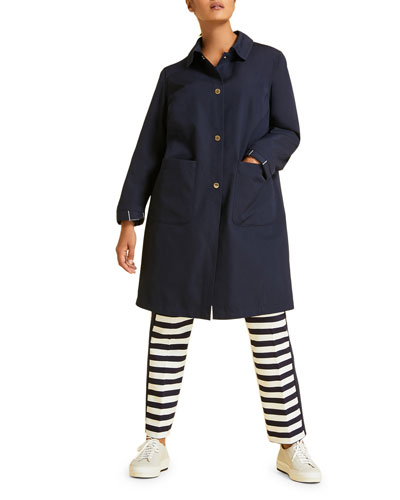 Tabella Reversible Raincoat