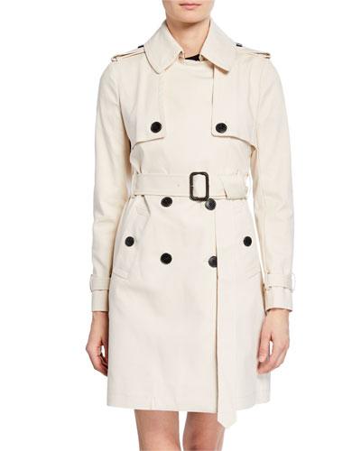Matie Trench Jacket