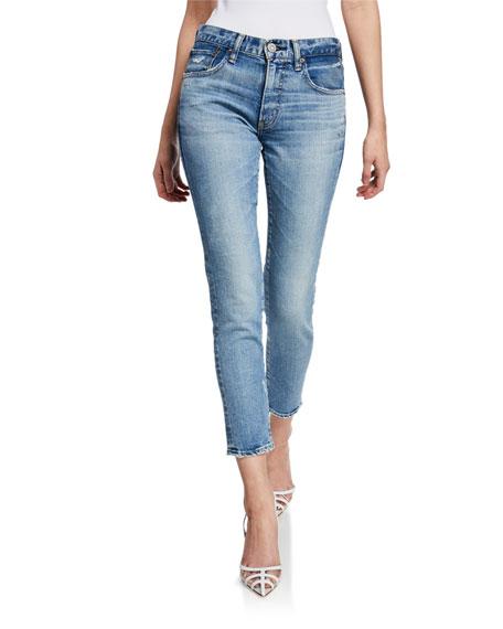 Moussy Jeans EDMOND HIGH-RISE SKINNY JEANS