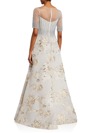 Mother Of The Bride Dresses On Sale At Neiman Marcus