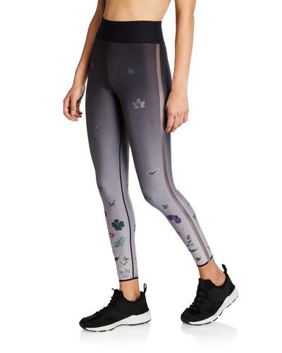 Ultra High-Rise Printemps Leggings