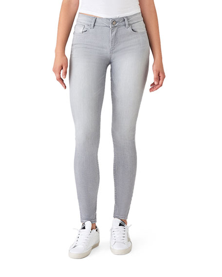 Dl Premium Denim Jeans FLORENCE MID-RISE INSTASCULPT SKINNY JEANS