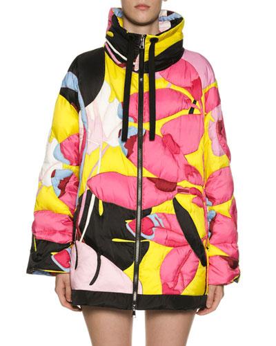 Dili Jacket w/ Detachable Hood